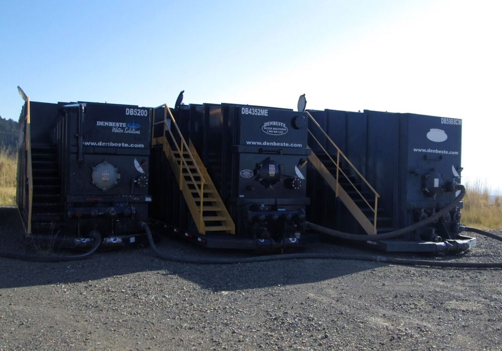DenBeste provides liquid storage solutions for geothermal.